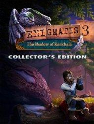 Enigmatis 3: The Shadow of Karkhala - Collectors Edition