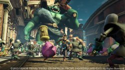 Dragon Quest Heroes - Slime Edition (2015) PC   Лицензия