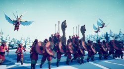 Totally Accurate Battle Simulator / СИМУЛЯТОР БИТВЫ полная версия