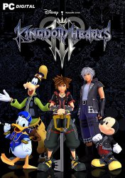 KINGDOM HEARTS 3 and Re Mind на пк
